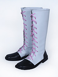 cheap -Cosplay Shoes Noragami Akaito Anime Cosplay Shoes TPU Unisex
