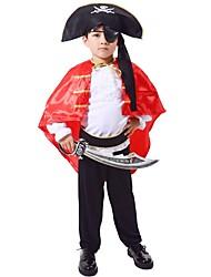 cheap -Prince Cosplay Halloween Props Masquerade Kid's Halloween Carnival Festival / Holiday Terylene Elastane Carnival Costumes Vintage