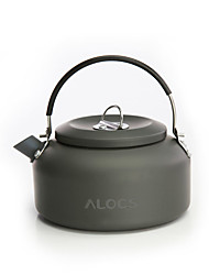 cheap -ALOCS Camping Kettle Teapot Portable for Aluminium Outdoor Camping / Hiking Outdoor Picnic