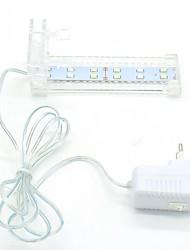 cheap -Aquarium Light LED Light Fish Tank Light Blue Energy Saving Glass 110 V