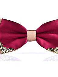 cheap -Men's Contemporary Bow Tie - Color Block