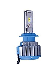 Недорогие -H8 / 9006 / 9005 Автомобиль Лампы 40W Высокомощный LED 4000lm Налобные фонари Налобный фонарь