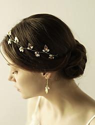 cheap -Imitation Pearl / Alloy Tiaras / Headbands 1 Wedding / Special Occasion / Anniversary Headpiece