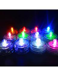 Недорогие -Аквариумы LED подсветка Поменять Светодиодная лампа 110 V V Стекло