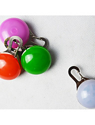 cheap -Dog Tag LED Lights Solid Colored Plastic