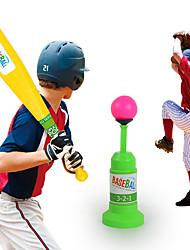 Недорогие -Мячи Детский бейсбол Детские игры с ракеткой Гольф Бейсбол Экологичный материал ABS Универсальные Мальчики Девочки Игрушки Подарок 1 pcs
