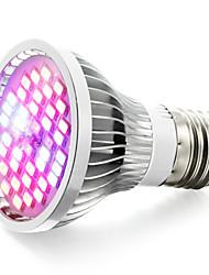 Недорогие -свет растущий светодиод растущий свет растущий светодиод растущий светильник 85-265v 800-1200lm e27 40 светодиодные шарики smd 5730 теплый белый уф (черный свет) синий красный