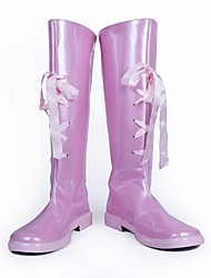 cheap -Cosplay Shoes Cosplay Boots Overwatch Cosplay Anime Cosplay Shoes PU Leather PU Leather/Polyurethane Leather Adults' Unisex