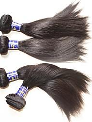 cheap -Human Hair Straight Peruvian Hair 600 g More Than One Year