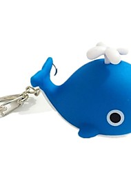 cheap -Keychain Light Up Toy Fish Lighting Metalic Unisex Boys' Girls' Toy Gift
