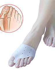 cheap -Foot Toe Seperator Toe Separators & Bunion Pad Relieve foot pain / Posture Corrector / Protective Comfortable Silicone