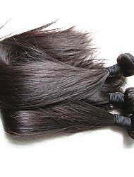 Недорогие -Бразильские волосы человеческие волосы Remy 300 g Человека ткет Волосы Ткет человеческих волос Расширения человеческих волос
