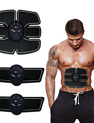 cheap -Abs Stimulator Abdominal Toning Belt EMS Abs Trainer Electronic Muscle Toner Wireless EMS Training Muscle Toning Abdominal Toning Fitness Gym Workout For Men Women Leg Abdomen Home Office