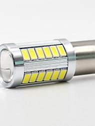 cheap -2pcs BA15D(1142) Truck / Car Light Bulbs 7 W SMD 5730 800 lm Tail Light For universal All years