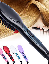 cheap -Wet & Dry Smoothing & straightening Reducing frizz Portable On/Off Switch Normal Portable On/Off Switch