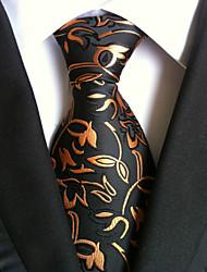 cheap -Men's Work / Basic Necktie - Galaxy