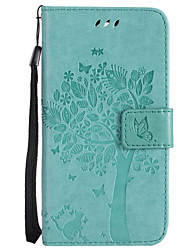 cheap -Case For LG G3 Mini / LG G3 / LG K8 LG X Power / LG V20 / LG V10 Wallet / Card Holder / with Stand Full Body Cases Cat / Tree Hard PU Leather / LG G4 / LG K10