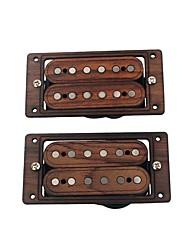 Недорогие -Запчасти и аксессуары деревянный Медный провод Волокно Гитара Электрическая гитара Веселье для акустических и электрических гитар Аксессуары для музыкальных инструментов