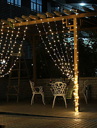 cheap -3M*3M 300 Led Icicle String Lights Christmas Xmas Fairy Lights Outdoor For Party Decoration