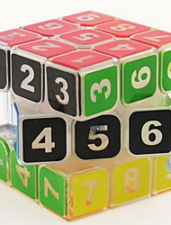 Недорогие -Волшебный куб IQ куб 3*3*3 Спидкуб Кубики-головоломки Устройства для снятия стресса головоломка Куб Для профессионалов Детские Взрослые Игрушки Универсальные Мальчики Девочки Подарок