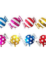 Недорогие -Воздушные шары Продукты питания Для вечеринок Надувной ПВХ Универсальные Игрушки Подарок