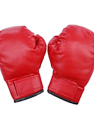 cheap -Boxing Training Gloves For Boxing Full Finger Gloves Protective Durable Leather Unisex