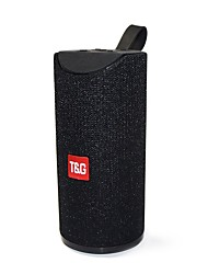 cheap -TG-113 Outdoor Mini Style Bluetooth Bluetooth 3.0 3.5mm Subwoofer White Black Orange Wine Light Blue