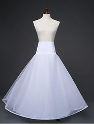 cheap -Wedding / Bridal Shower Slips Alloy / Organza Tea-Length Basic with