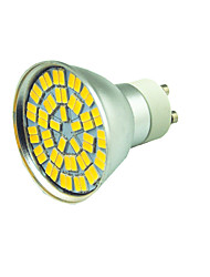 cheap -1pc 5 W LED Spotlight 800 lm 55 LED Beads SMD 5730 Decorative Warm White Cold White 12 V