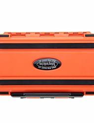 Недорогие -Коробка для рыболовной снасти Коробка для рыболовной снасти Водонепроницаемый пластик 16.5 cm*8,5 см*5 cm