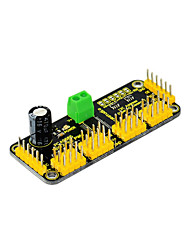 cheap -2016 NEW! Keyestudio 16-Channel Servo Drive Board with12-BIT PWM-12C Interface for Arduino