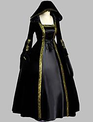 cheap -Costume Black Vintage Cosplay Plus Size Customized