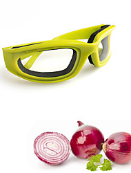 cheap -Onion Goggles BBQ Safety Avoid Tears Protect Eyes Cut Onion Glasses