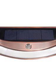 cheap -DS-3688 Solar Outdoor Waterproof Led Wall Lamp Light Control Sensor Lights
