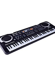 cheap -Electronic Keyboard / Piano / Educational Toy Piano / Musical Instruments Rechargeable / Fun / Simulation Plastics Kid's Gift