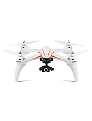 cheap -RC Drone WLtoys Q696-E 4 Channel 2.4G With HD Camera 2.0MP RC Quadcopter LED Lights / Headless Mode / 360°Rolling RC Quadcopter / Remote Controller / Transmmitter / Camera / Hover / Hover