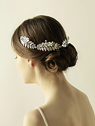 cheap -Imitation Pearl / Alloy Headbands / Flowers with 1 Wedding / Party / Evening Headpiece