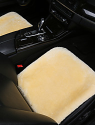 cheap -Car Seat Cushions Seat Cushions Dark Green / Brown / Light Grey Leather Common For universal
