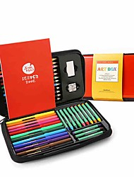 cheap -Drawing Toy Painting Classic Leather Kid's Gift