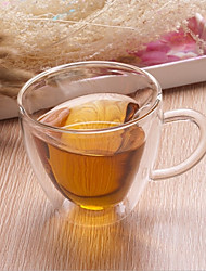 Недорогие -Стекло Креатив 1шт Чайные чашки