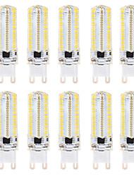 cheap -10 pcs 2W 152LED SMD3014  Dimmable Filament Bulbs Beads  AC220AC110  Warm White WhiteE4G9BA15D