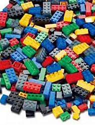 cheap -Building Blocks Military Blocks Construction Set Toys Educational Toy 1000 pcs Novelty Soldier DIY Unisex Boys' Girls' Toy Gift