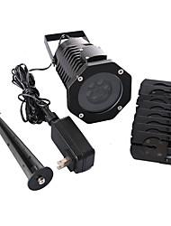 cheap -1 set 12 W LED Floodlight Waterproof / Decorative 85-265 V Outdoor Lighting / Halloween / Thanksgiving 1 LED Beads