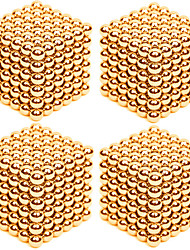 cheap -4 pcs 3mm Magnet Toy Magnetic Balls Building Blocks Super Strong Rare-Earth Magnets Neodymium Magnet Puzzle Cube Stress and Anxiety Relief Office Desk Toys Relieves ADD, ADHD, Anxiety, Autism