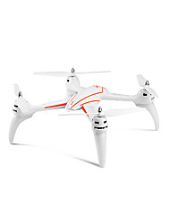 cheap -RC Drone WLtoys Q696 4 Channel 2.4G RC Quadcopter LED Lights / Headless Mode / 360°Rolling RC Quadcopter / Remote Controller / Transmmitter / Blades / Hover / CE Certified / Hover