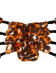 cheap -Dog Costume Spider Winter Dog Clothes Halloween Costume Plush Fabric Animal Cosplay S M L