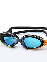 cheap -Swimming Goggles Swimming Goggles Outdoor Protective Silica Gel PC Transparent