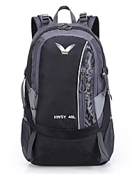 cheap -36 L Commuter Backpacks Waterproof Breathable Fast Dry Wear Resistance Outdoor Camping / Hiking Hiking Black Blue Pink