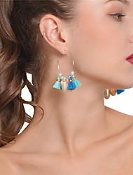 cheap -Women's Drop Earrings Hoop Earrings Bohemian Earrings Jewelry Gold For Party Daily
