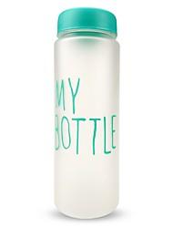 cheap -PC Water Bottle Girlfriend Gift Boyfriend Gift 1 Water Juice Drinkware